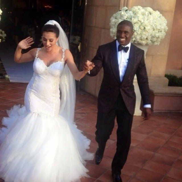 Reggie Bush Marries Lilit Avagyan [Photos]