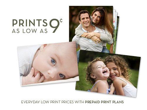 Prepaid Print Plans