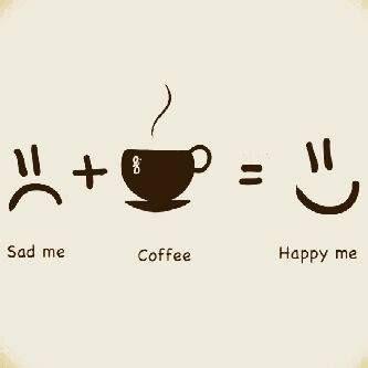 Coffee Makes Me Happy Coffee Quotes Coffee Humor Coffee Love