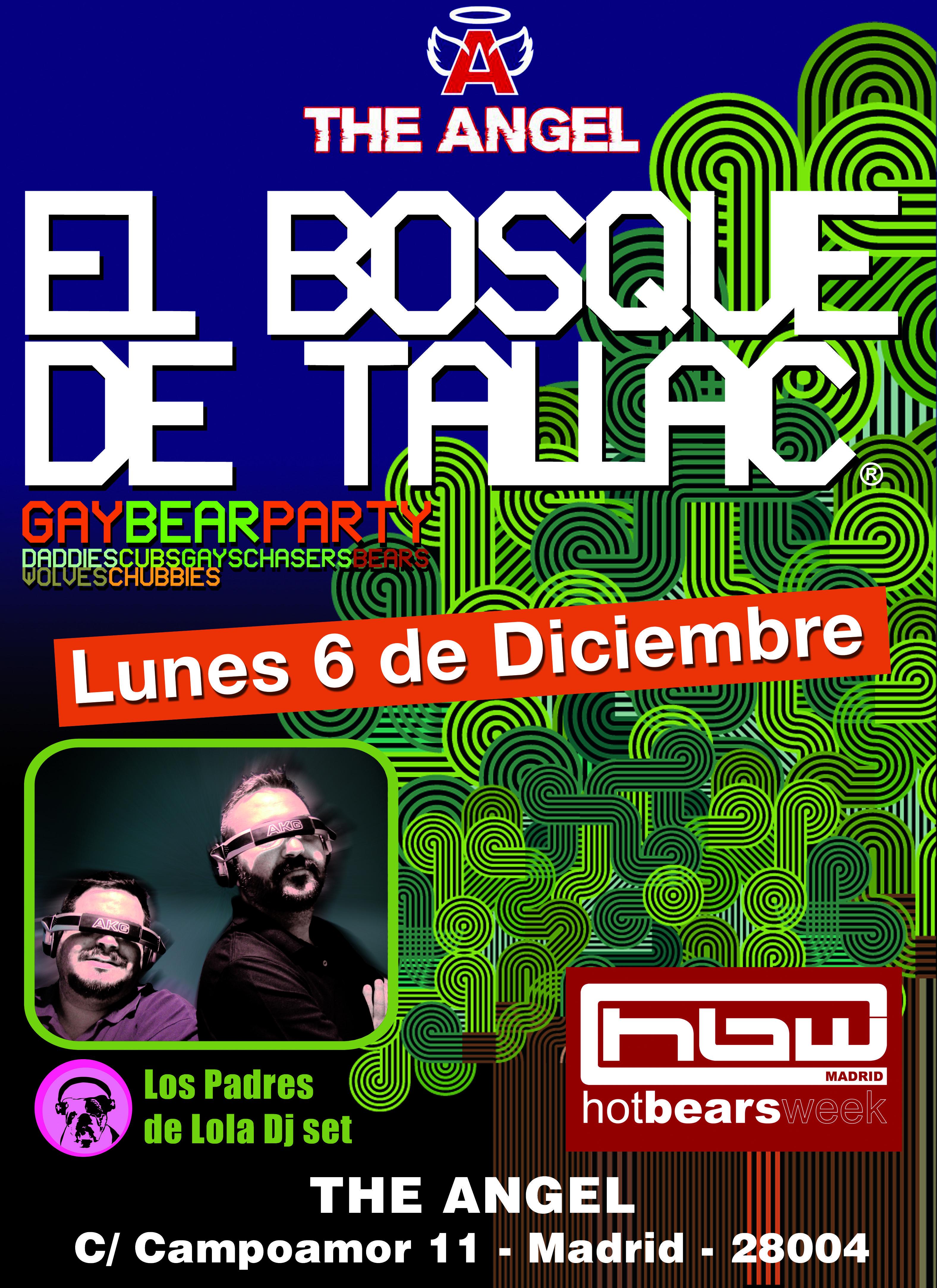 El bosque de Tallac en Madrid