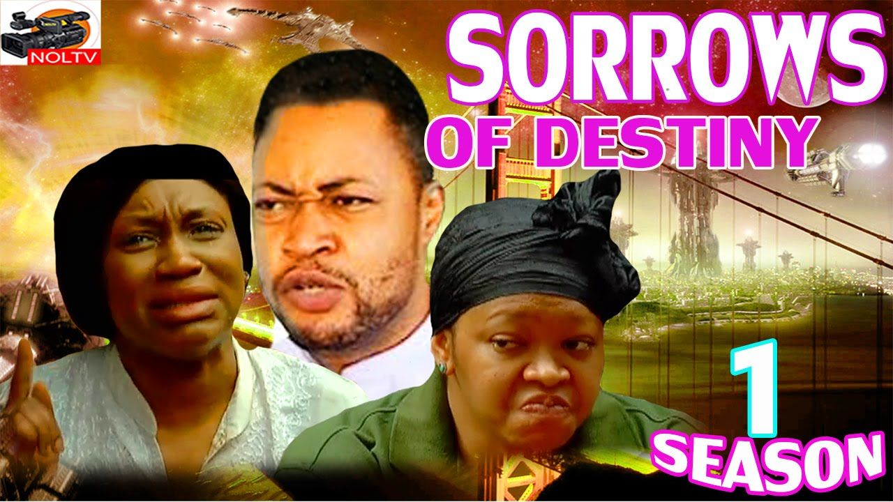 sorrows of destiny season latest ian nollywood movie nneamaka was accused by her in laws of killing her wedded husband and that was the beginning of her pains and struggles in the family