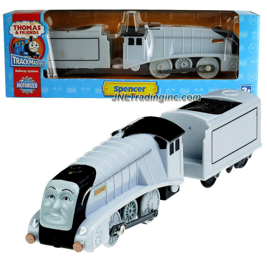 Hit toy year 2008 thomas and friends trackmaster motorized for Thomas friends trackmaster motorized railway