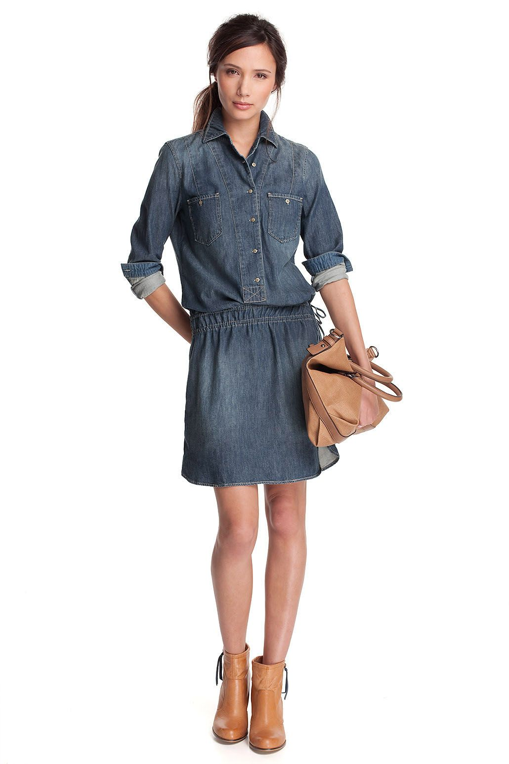 eb2328963a Denim Shirt Dress Online – EDGE Engineering and Consulting Limited