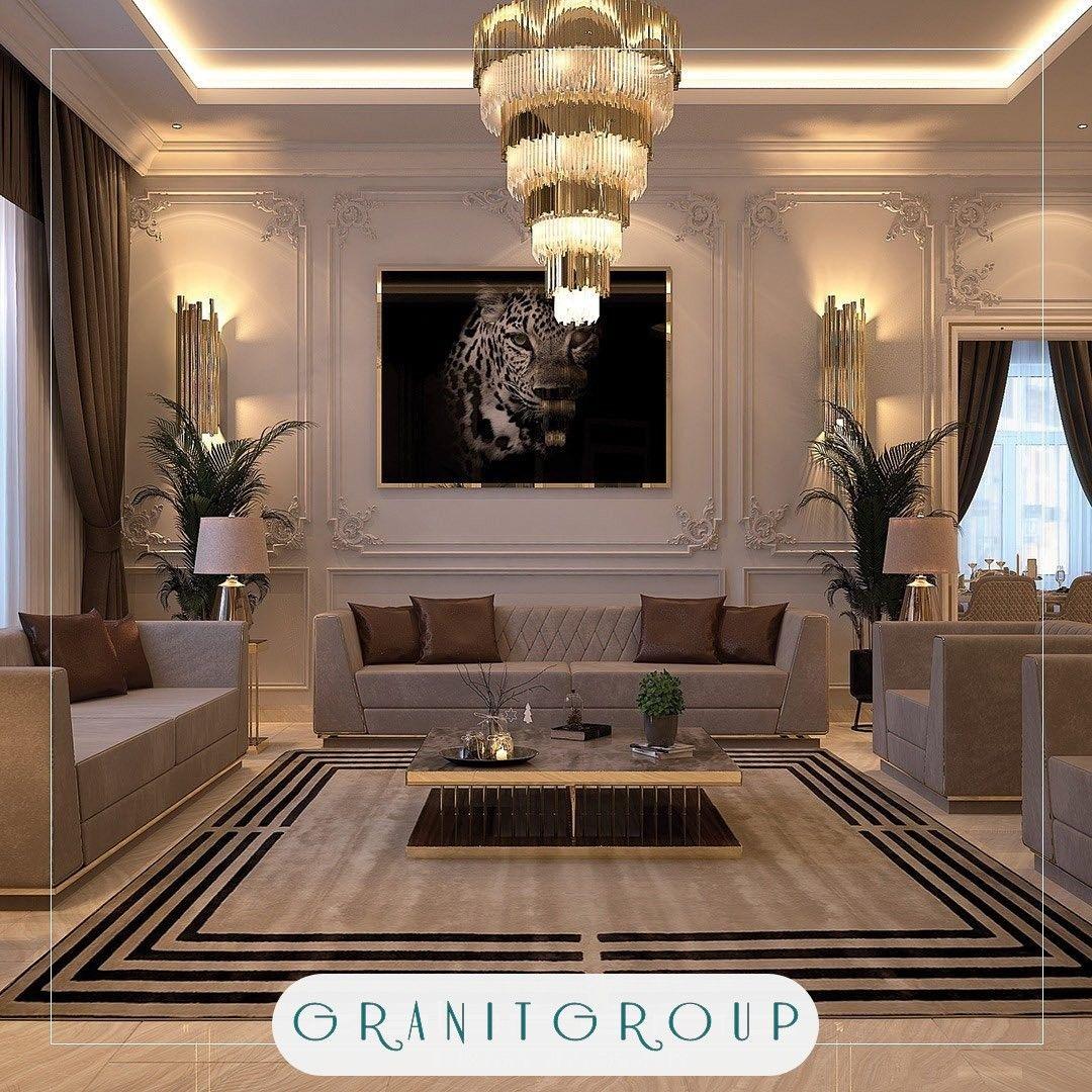 ديكور إطارات صالة جلوس في إسطنبول In 2020 Modern Interior Decor Decor Bars For Home
