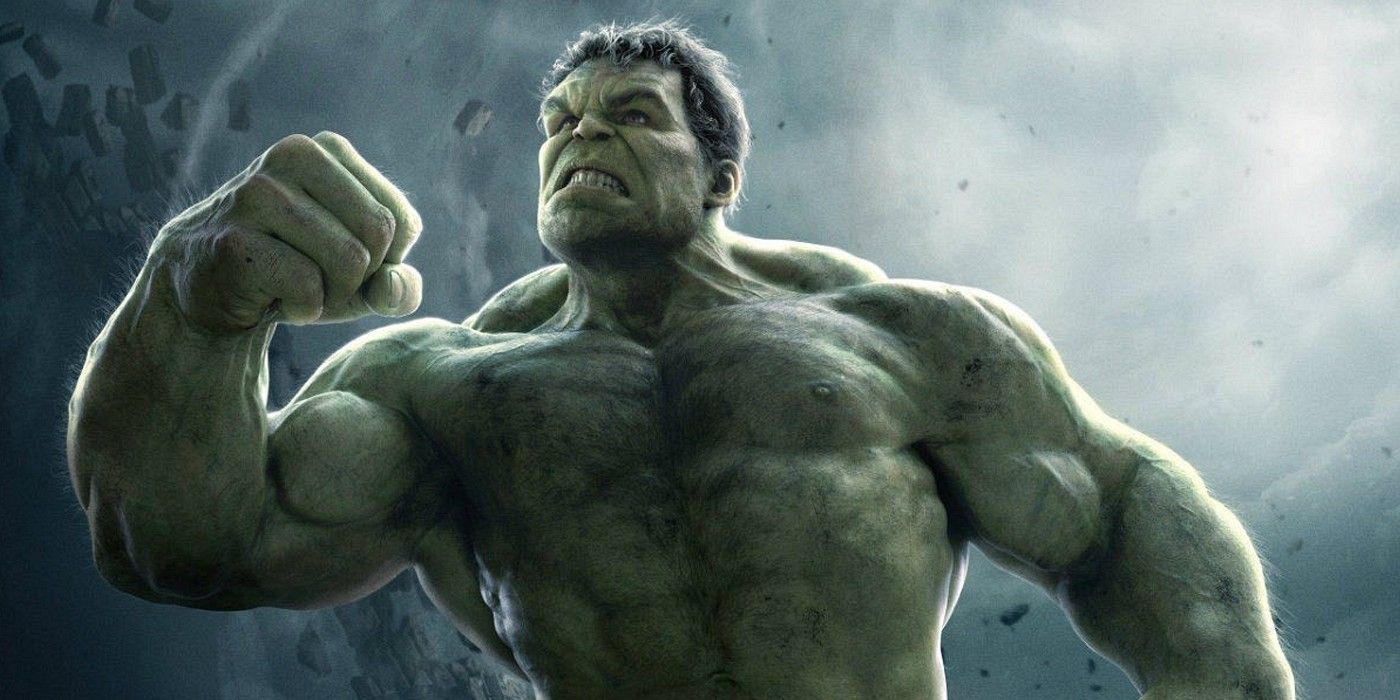 Hulk smash. Hulk love puppies. Hulk hate Freddie Prinze Jr. - 14 Things You Didn't Know About Hulk