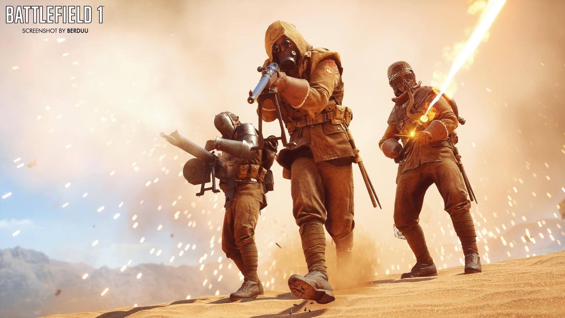 Battlefield 1 Elite Class Battlefield 1 Battlefield Anime Wallpaper