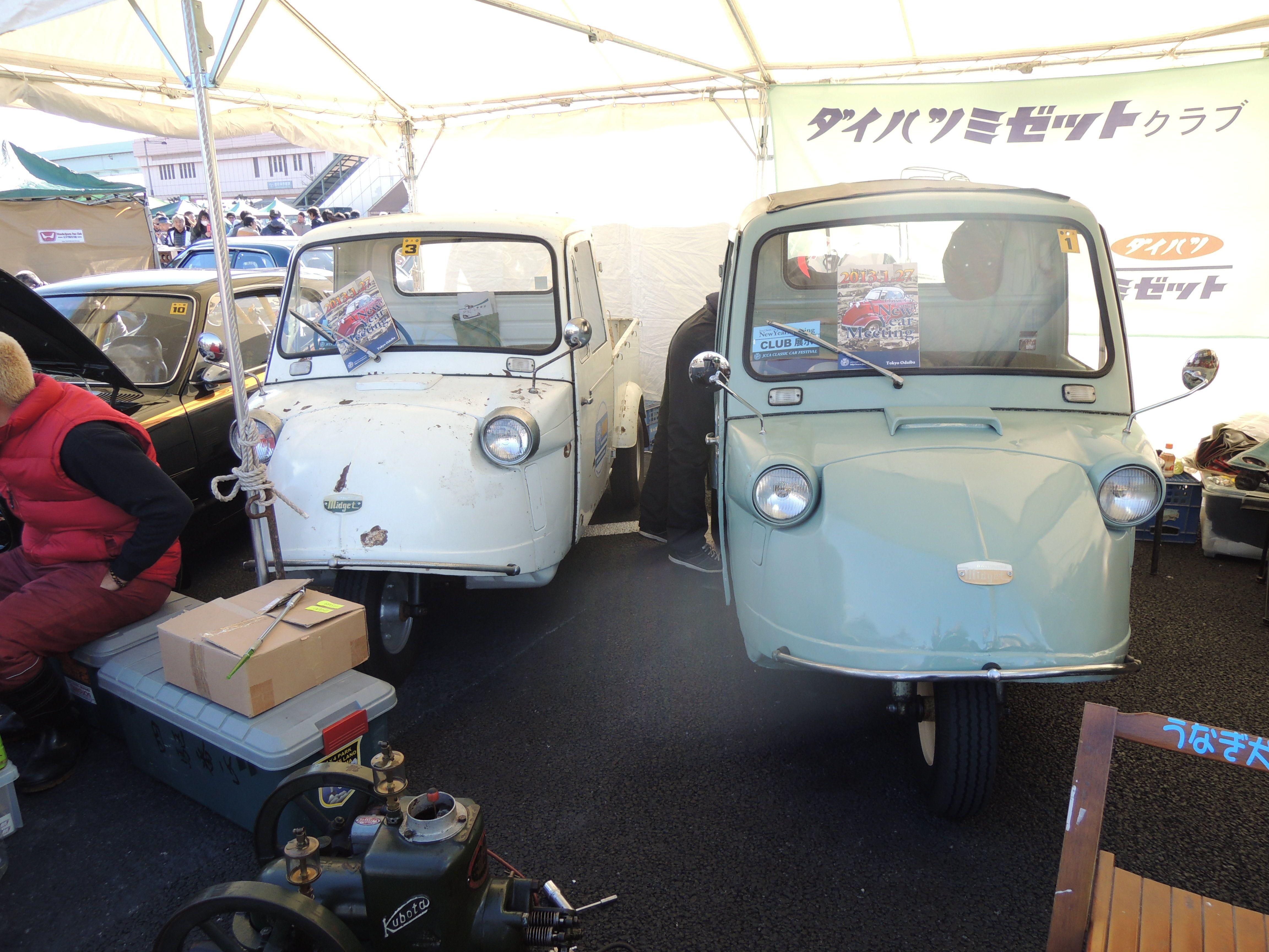 99 best daihatsu images on pinterest daihatsu japanese cars and daihatsu midget vanachro Gallery