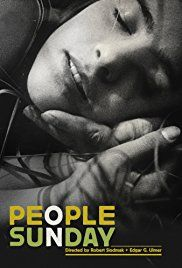 Watch People on Sunday Full-Movie Streaming