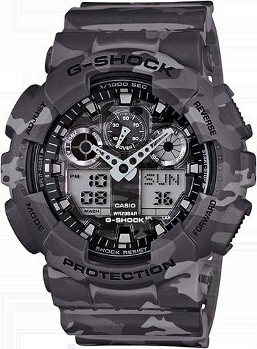 9cab49979ef G-Shock Trending GA100CM-8A  150 · ProdutosHomens Chocantes GCasio ...