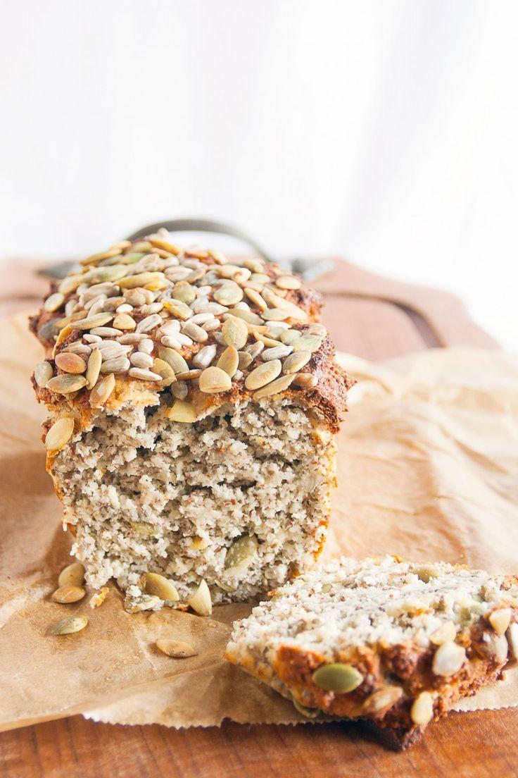 Photo of Chia protein bread – dough love