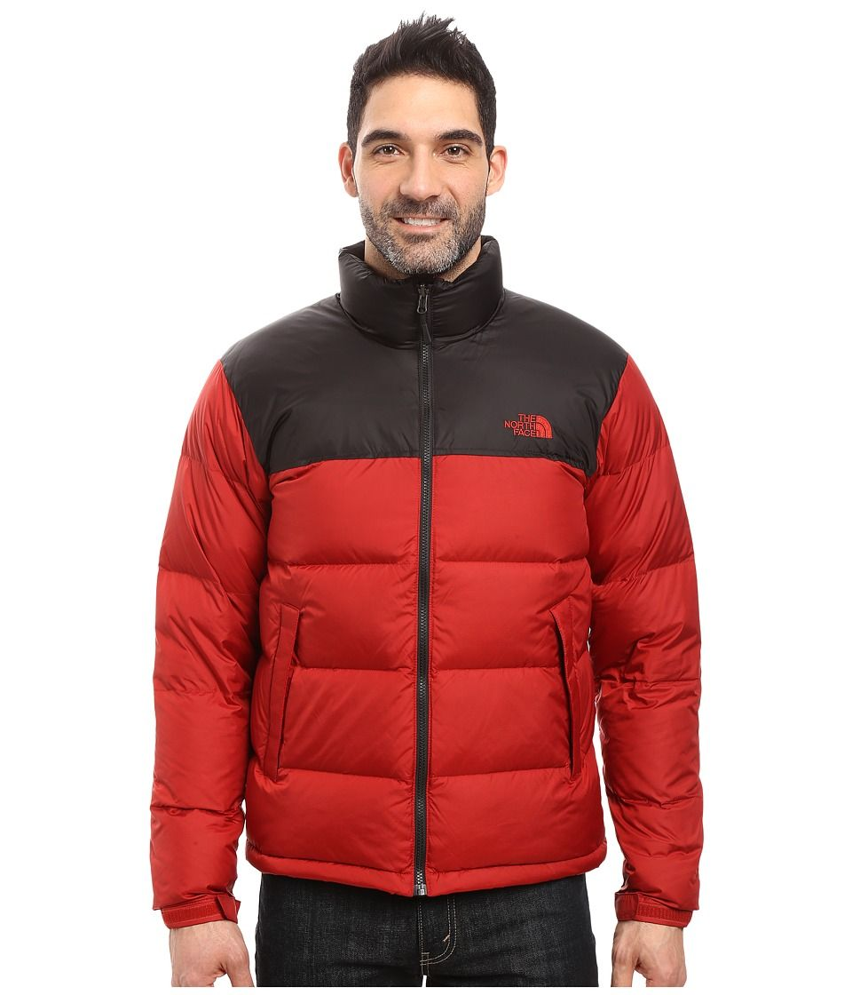 10d1fb4bd discount code for the north face nuptse jacket red 6c81b 0dfd2