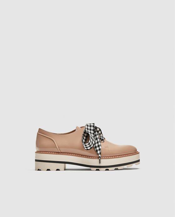Zapatos planos para mujer | Nueva Colección Online | ZARA