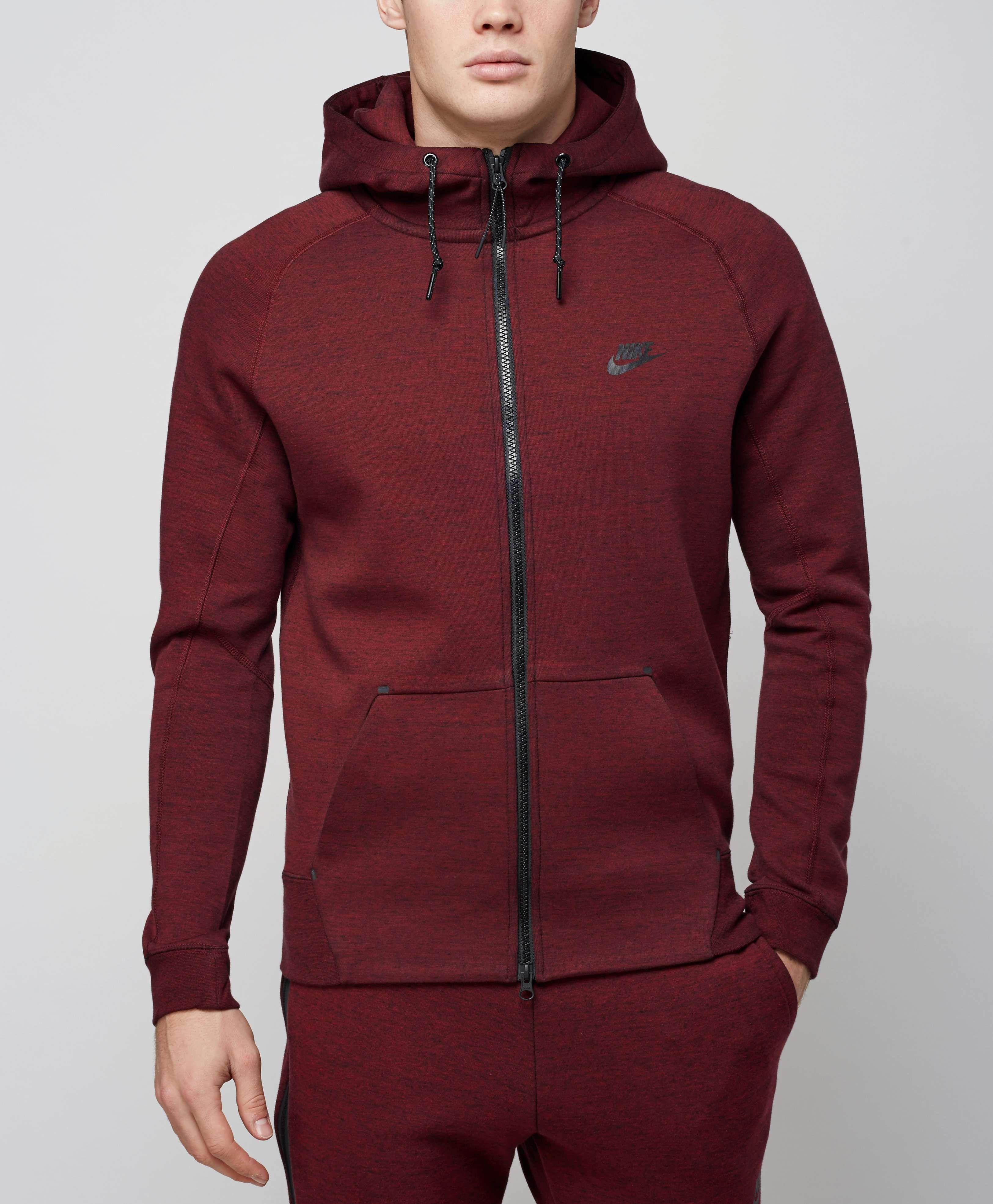 9e89783eb06 Classic-fit Z63t7829 Nike Tech Fleece AW77 Full Zip Hoodie New ...
