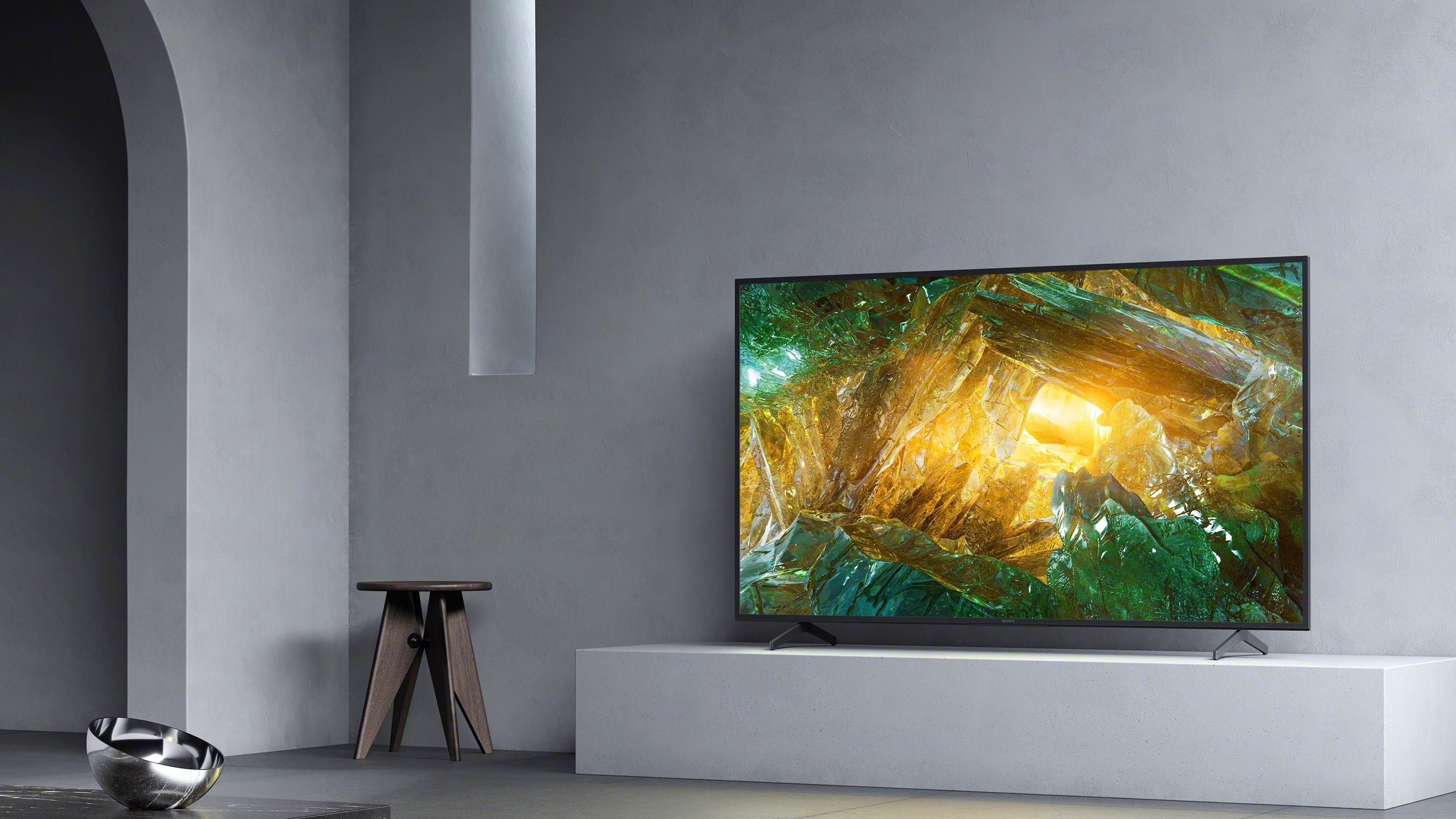 You Can Buy A New Sony 4k Tv Now As First 2020 Models Hit The Market In 2020 Sony Tv 4k Tv Sony