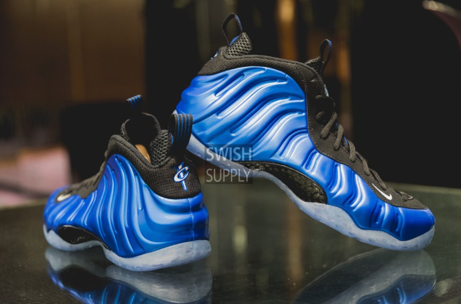 online store 4b1f6 26acd The Nike Air Foamposite One Royal Returns In 2017 | NIKE AIR ...