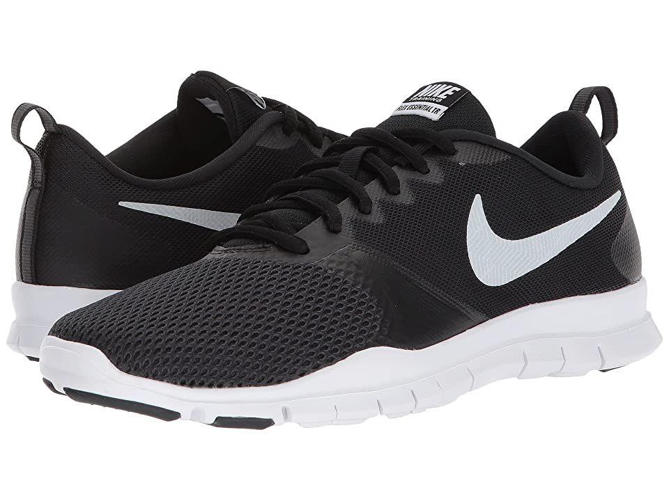 Nike Flex Essential TR (Black/Black/Anthracite/White) Women's ...