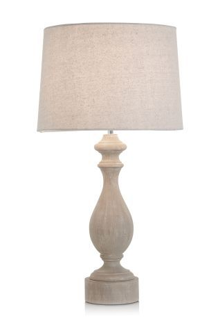 Buy Burford Wooden Table Lamp From The Next Uk Online Shop Lamp Wooden Table Lamps Table Lamp