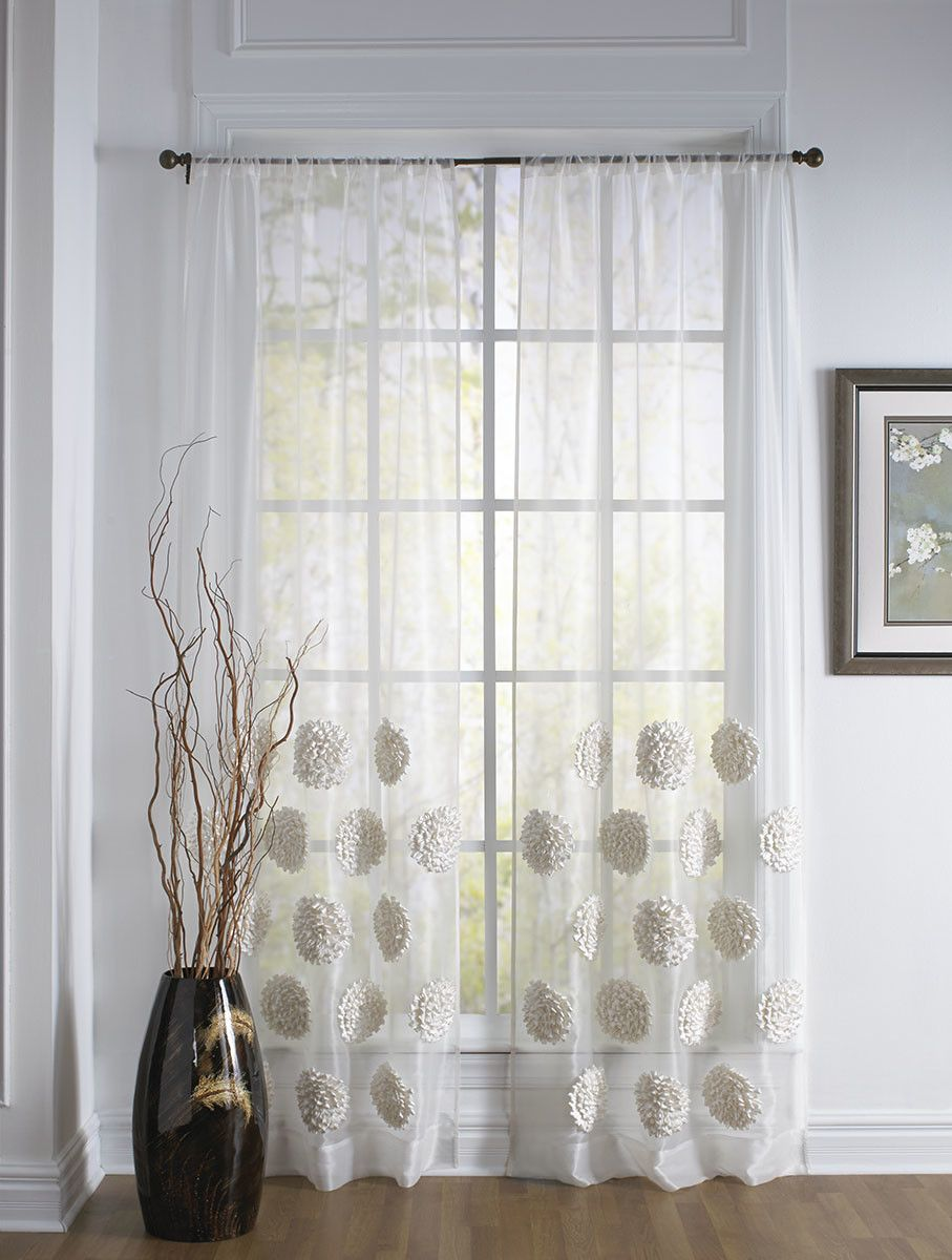 Long window over bed  elizabeth single curtain panel  products  pinterest  products