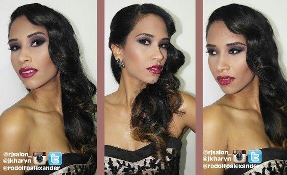 R&J SALON Makeup and hair. Bethania. Camino Real. PREVIA CITA.  3948158/59 @jkharyn @rodolfoalexander