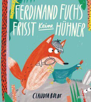 Wir kennen alle die Fabeln vom listigen Fuchs – Ferdinand Fuchs ist dazu auch noch absolut liebenswert. Bilderbuch Rezension von @juliliest