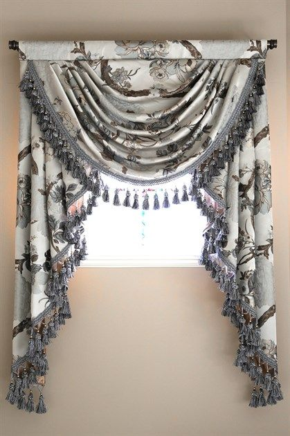 Enchanted Forest Swag Valance Curtains Valance Patterns