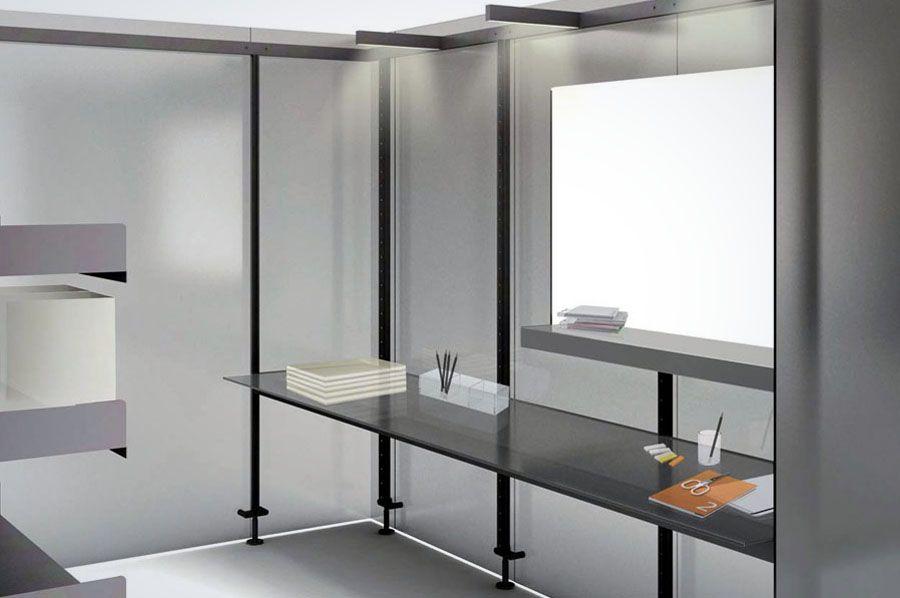 Scrivanie Ufficio Vicenza : Pareti mobili per ufficio a vicenza vuerich arredo e servizi