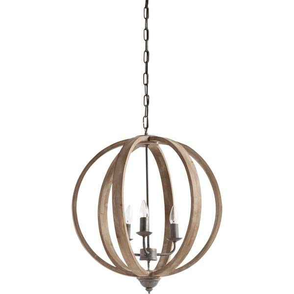 Aknoul Small Chandelier With Images Small Chandelier Wood And Metal Chandelier Globe Pendant Light