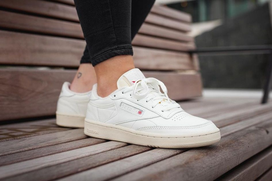 "The Reebok Club C 85 Remains a Sneaker Staple With ""Vintage"" Pack ... 0633237b7"