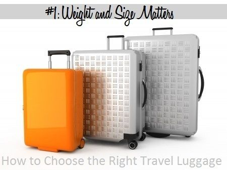 How to Choose a Travel Bag