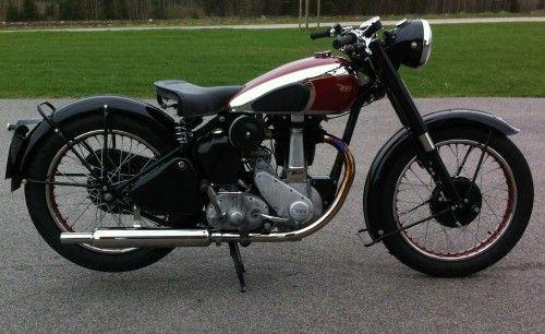 Bsa B33 52 Motorcycle For Sale Vintage Bikes Vintage Motorcycles Bsa Motorcycle