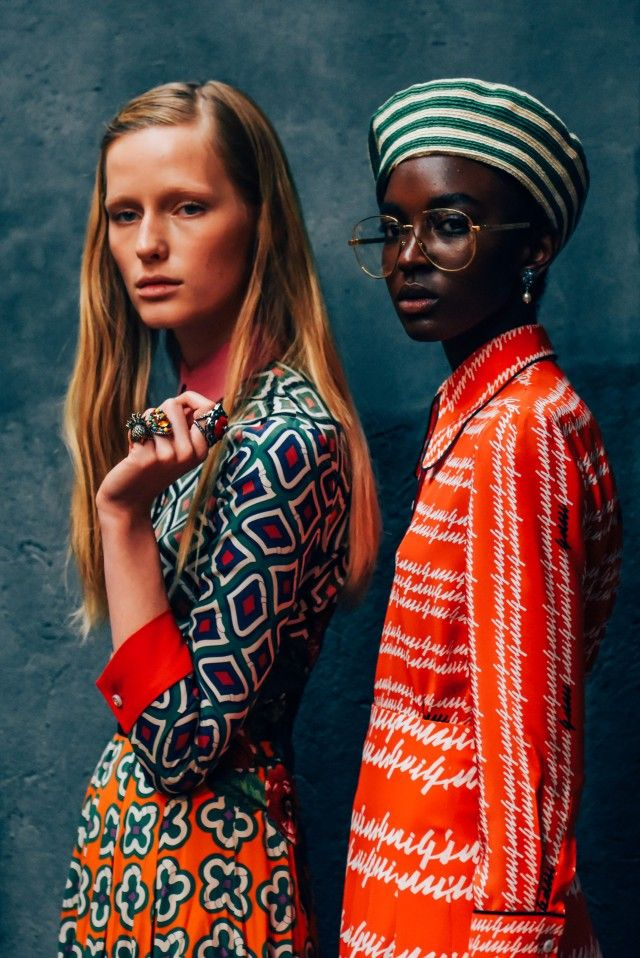 Gucci Spring 2016 brings tastes of wet Africa and embeds cultural beauty into modern flare