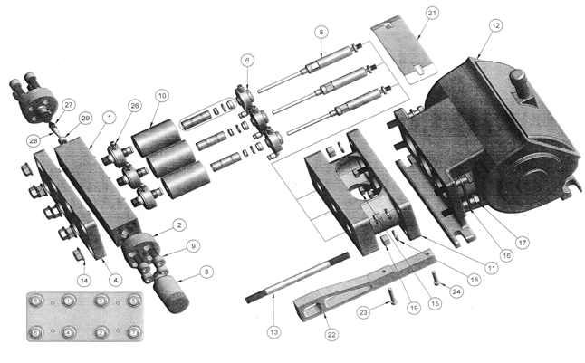 Generating High Pressure Water With Direct Drive Waterjet Pumps Water Jet Jet Pump Pumps