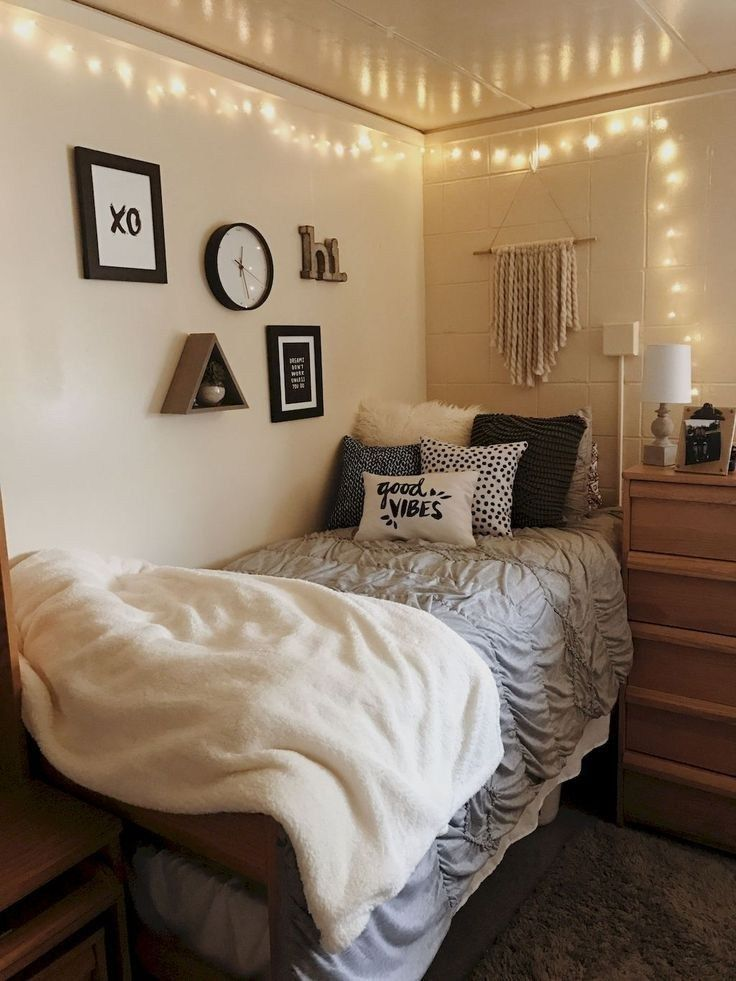 ✔43 cute dorm room decorations ideas on a budget 14 images