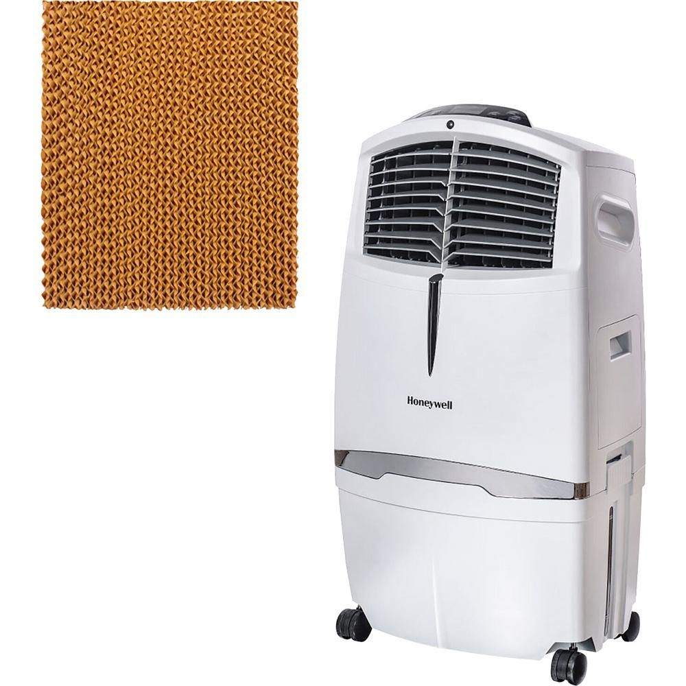 Honeywell 525 CFM 3Speed Portable Evaporative Air Cooler