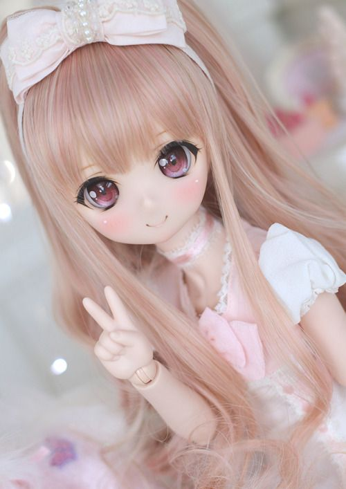 Custom DDH-01 [ AUC ] Dollfie BJD Anime