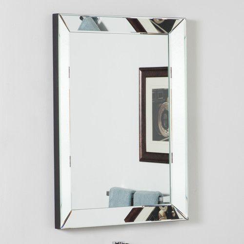 Decor Wonderland Mirror Framed Wall Mirror Mirror Wall Living