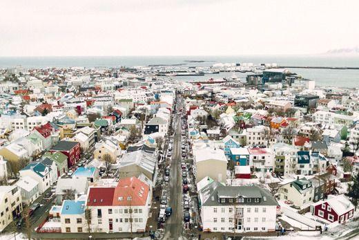 Reykjavik, Iceland | Iceland Travel Photographer