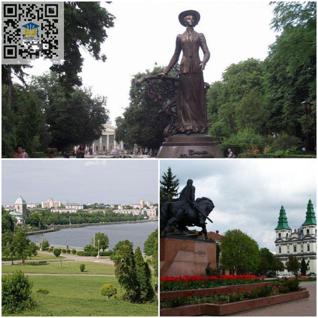 مدينة ترنوبل مدينة ترنوبل تقع في الجزء الغربي لأوكرانيا على نهر سيريت الذي ذكر لأول مرة عام 1540 وترنوبول مدينة معروفة بقل Landmarks Statue Statue Of Liberty