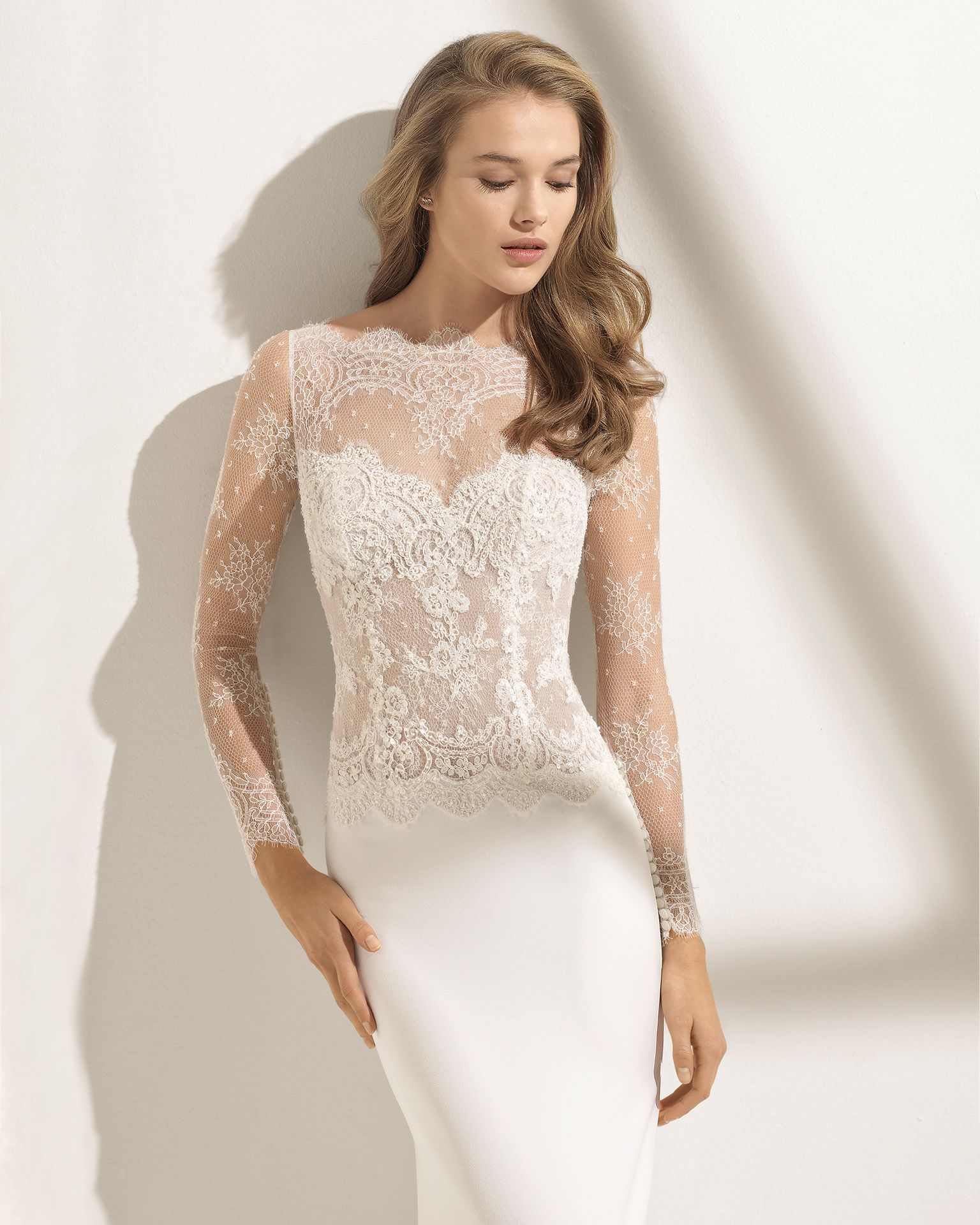 Palma bridal collection rosa clará couture collection