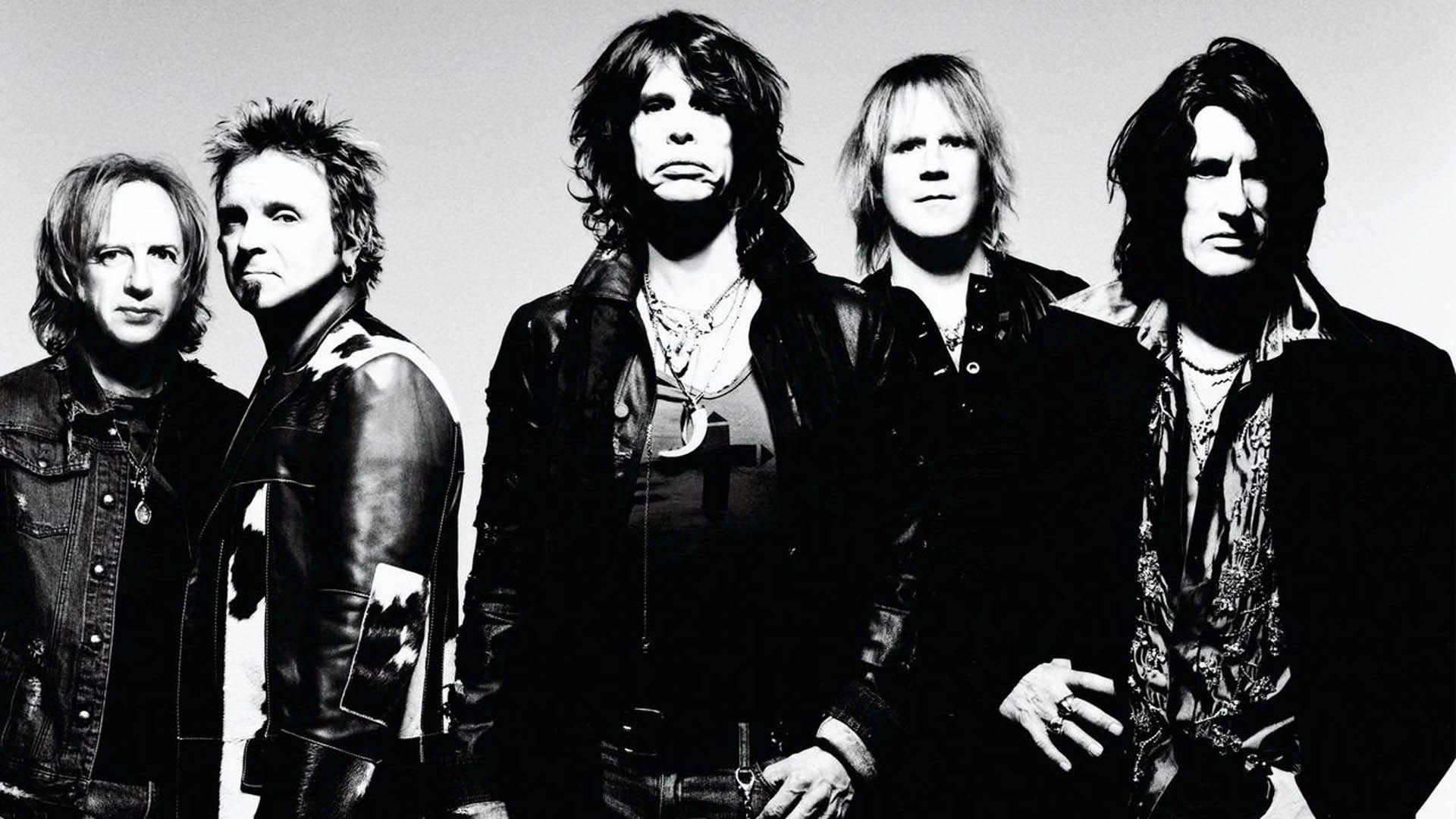 Black Aerosmith Wallpaper