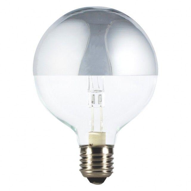 Calex E27 Mirror Cap 42w Halogen Globe Light Bulb
