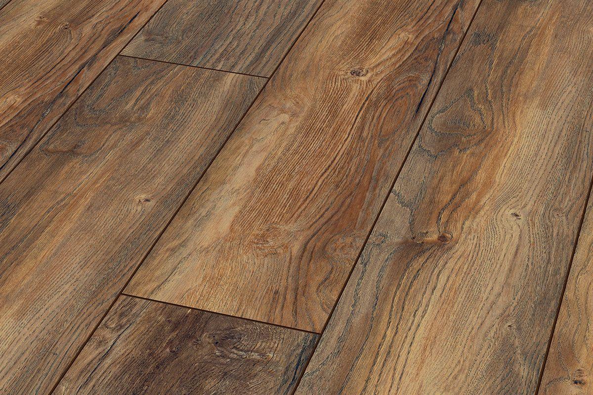Series Woods Professional 12mm Laminate Flooring Oak