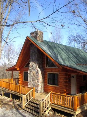 145 Nt 2 Bdrm Country Dreams Cabin Dreamland Cabins In Hocking Hills Ohio Cabin Log Cabin Homes Getaway Cabins
