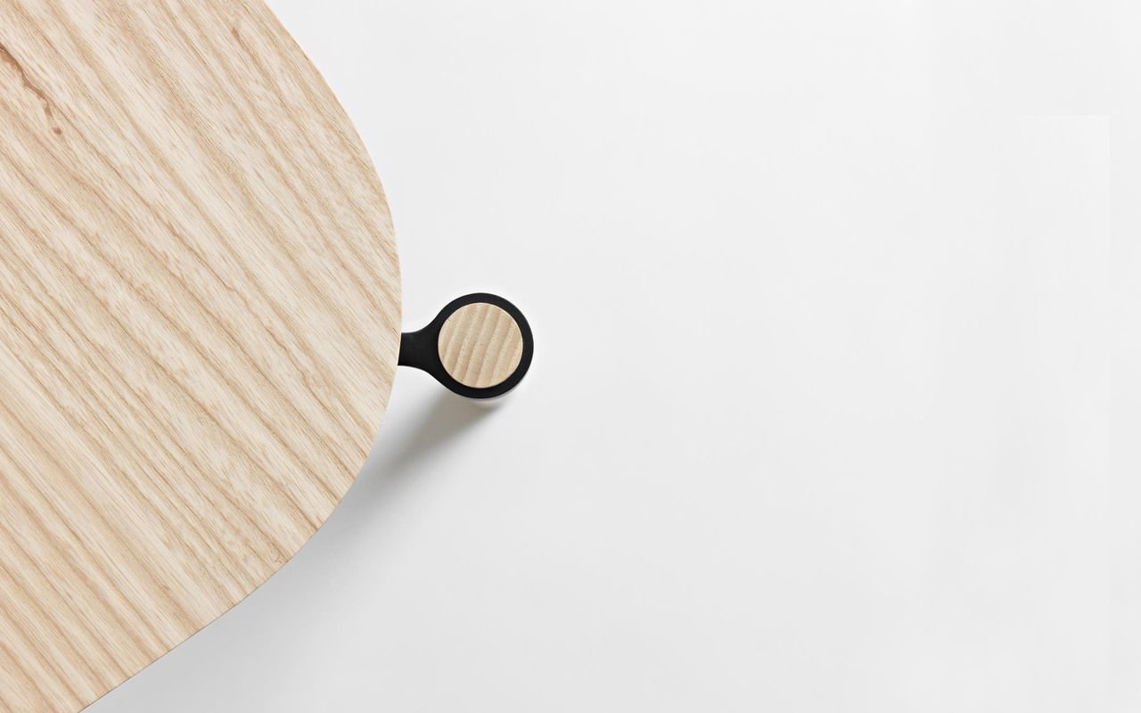 Equal is a minimalist design created by Norway-based designer Beller. It's the meeting between industrial strength and nature's own untameab...