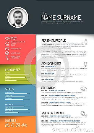 Cv Resume Template Curriculum Vitae Template Cv Resume Template Curriculum Vitae Design