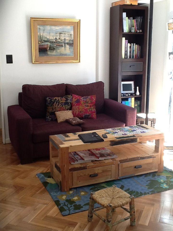 Living peque o espacios peque os pinterest living for Living pequenos espacios