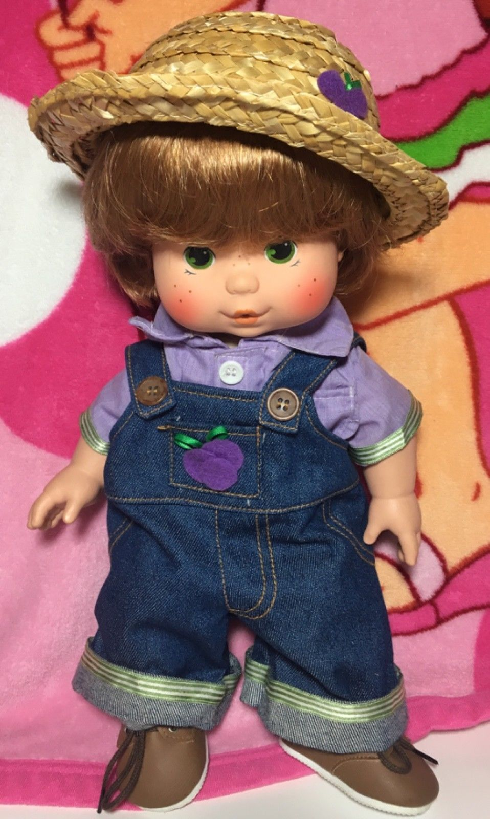 https://www.ebay.com/itm/Strawberry-Shortcake-Vintage-Custom-OOAK-H ...