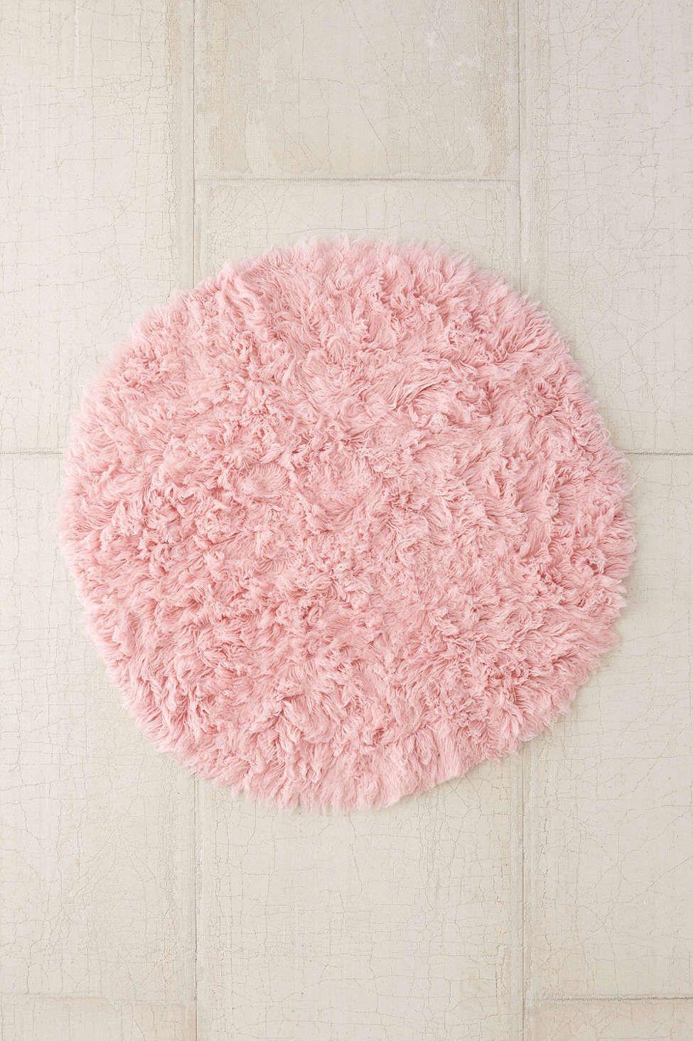 Flokati Shag Rug Shag Rugs Pink Rug And Dorm