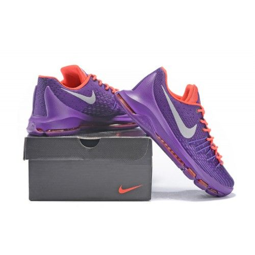 Cheap Best Kevin Durant 8 Dark Purple White Basketball Shoes Online For  Sale.