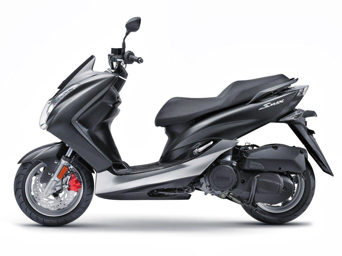 2013 Yamaha Smax Mini Bike Motor Scooters Yamaha